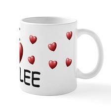 I Love Haylee - Mug