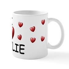 I Love Haylie - Mug