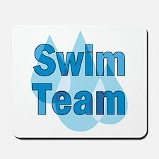 Swim Team Mousepad