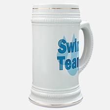 Swim Team Stein