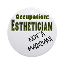 Occupation Esti Ornament (Round)