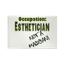 Occupation Esti Rectangle Magnet