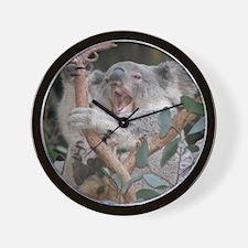 Helaine's Big Mouth Koala Wall Clock