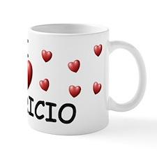 I Love Mauricio - Mug