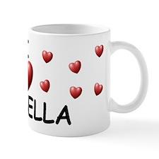 I Love Izabella - Mug