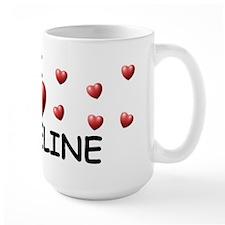I Love Jackeline - Mug