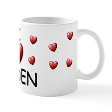 I Love Jaden - Mug