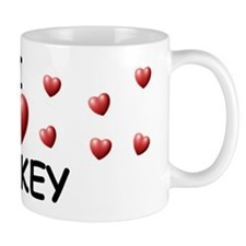 I Love Mickey - Small Mug