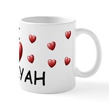 I Love Jaliyah - Mug