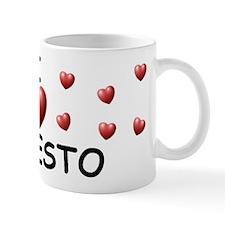 I Love Modesto - Mug