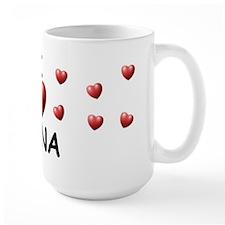I Love Jana - Mug