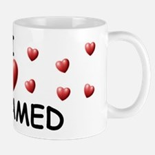 I Love Mohamed - Mug