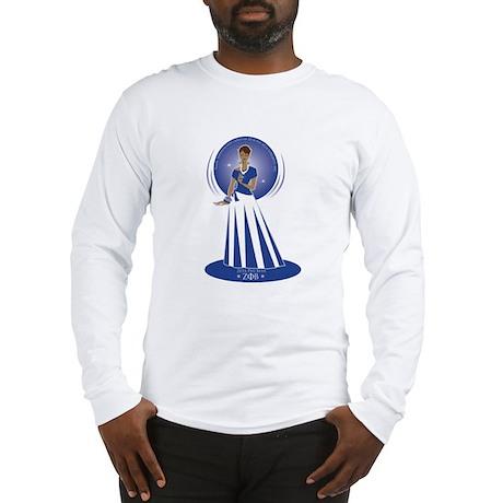 Zeta Phi Beta Long Sleeve T-Shirt