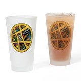 Doctorstrange Pint Glasses