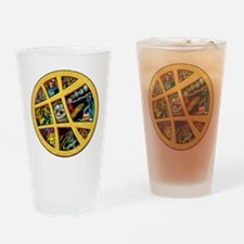 Doctor Strange Sanctum Window Colla Drinking Glass