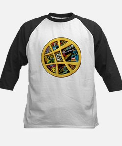 Doctor Strange Sanctum Window Kids Baseball Jersey