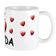 I Love Jayda - Mug