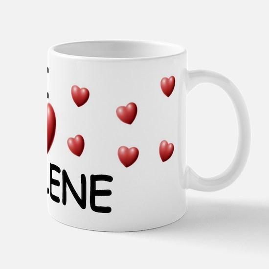 I Love Jaylene - Mug