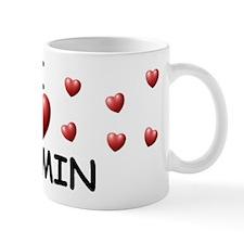 I Love Jazmin - Mug