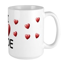 I Love Noe - Mug