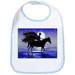 Pegasus Myth inspirational gift Bib