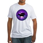 Pegasus Myth inspirational gift Fitted T-Shirt