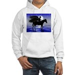Pegasus Myth inspirational gift Hooded Sweatshirt