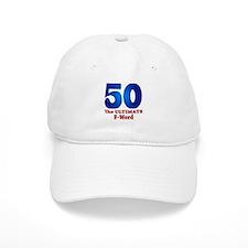 50: The ULTIMATE F-Word Baseball Cap