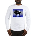 Pegasus Myth inspirational gift Long Sleeve T-Shir