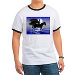 Pegasus Myth inspirational gift Ringer T