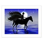 Pegasus Myth inspirational gift Small Poster