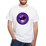 Pegasus Myth inspirational gift White T-Shirt