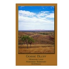 Gosse Bluff Postcards (Package of 8)