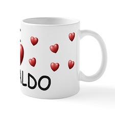 I Love Osvaldo - Coffee Mug