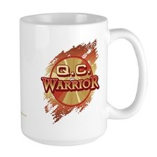 """Q.C. Warrior"" Mug"