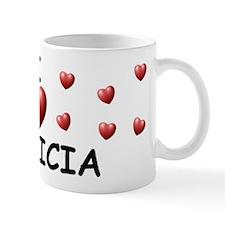 I Love Patricia - Mug
