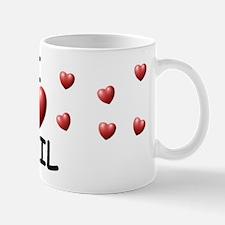 I Love Phil - Mug