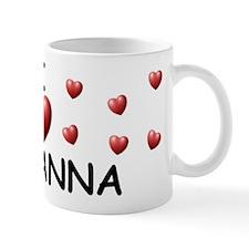 I Love Julianna - Mug