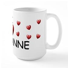 I Love Julianne - Mug