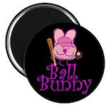 Ball Bunny Magnet