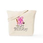 Ball Bunny Tote Bag