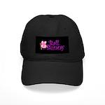 Ball Bunny Black Cap