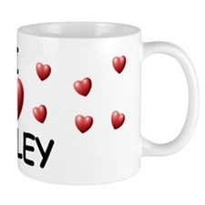 I Love Kailey - Mug