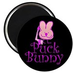 Magnet. Puck Bunny.