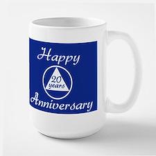 years of gratitude sobriety milestone Mug