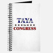 TAYA for congress Journal