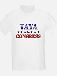 TAYA for congress T-Shirt