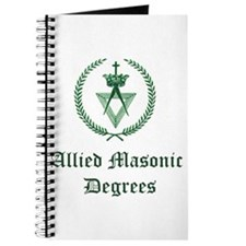Allied Masonic Degrees AMD Journal