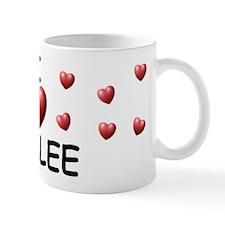 I Love Karlee - Mug