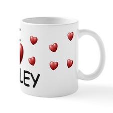 I Love Karley - Mug